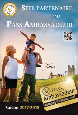 Profitez d'avantages exclusifs avec votre Pass Ambassadeur, réservé aux habitants de la région Grand Est (Alsace Champagne-Ardenne Lorraine). En savoir plus : <a  href=&quot;https://www.pass-ambassadeur.com/&quot;> www.pass-ambassadeur.com </a>