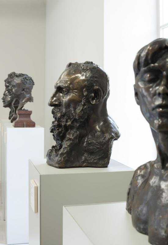 Auguste Rodin et Camille Claudel à travers les collections