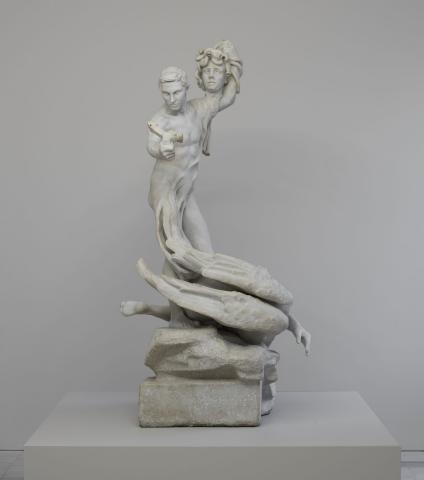 Persée et la Gorgone, vers 1897