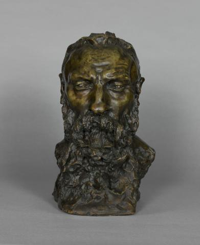 Auguste Rodin, vers 1884-1885