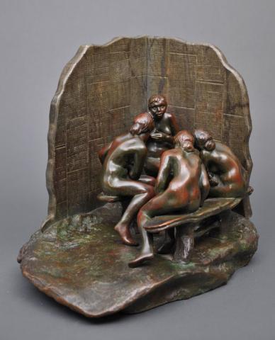 Les Causeuses, 1893