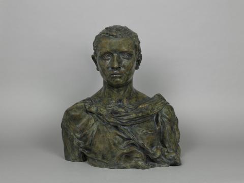 Jeune Romain ou Mon Frère, 1882-1883