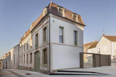 Le musée Camille Claudel et son parvis