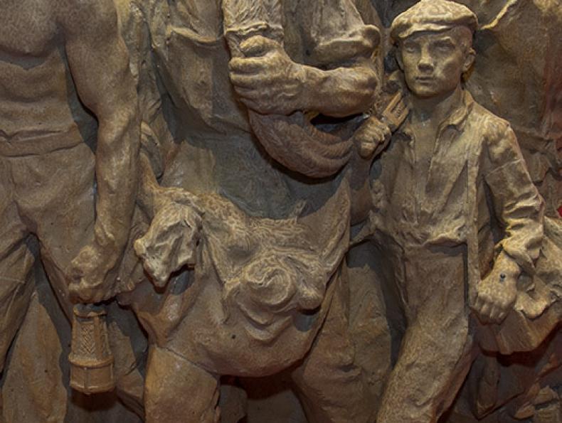Les Sculpteurs du travail : Meunier, Dalou, Rodin...